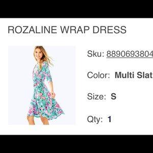 Lilly Pulitzer Rozaline Wrap Dress *Never Worn*